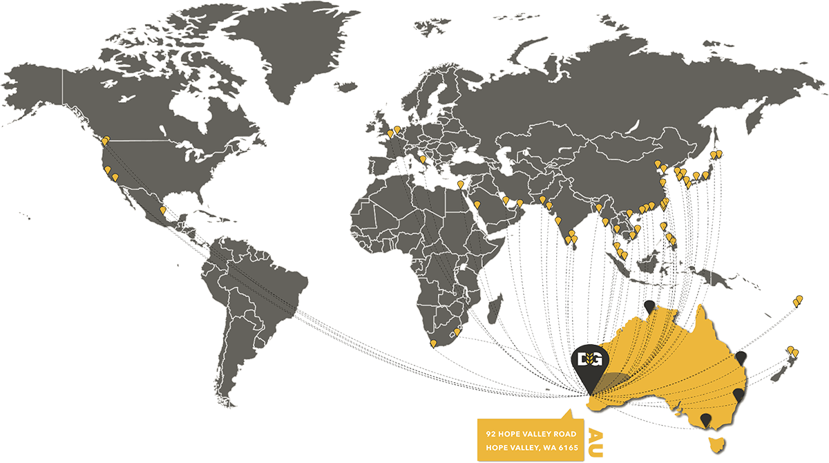 World Trade Map